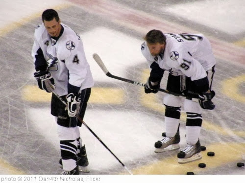'Lecavalier and Stamkos' photo (c) 2011, Dan4th Nicholas - license: http://creativecommons.org/licenses/by/2.0/
