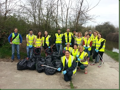 Langford Lane M&S Litter Pick 003