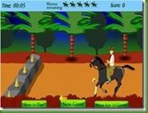 jogo de cavalo ben 10