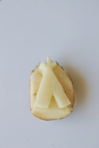 DIY Potato Stamp