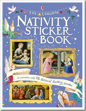 usvborne nativity-sticker