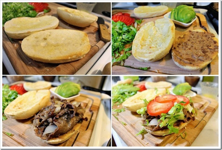 Steak Sandwich | Visit our site to check out the full recipe.