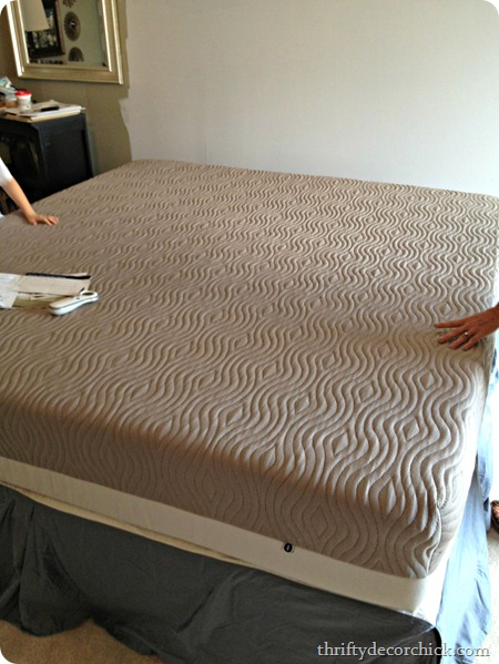 sleep number bed memory foam