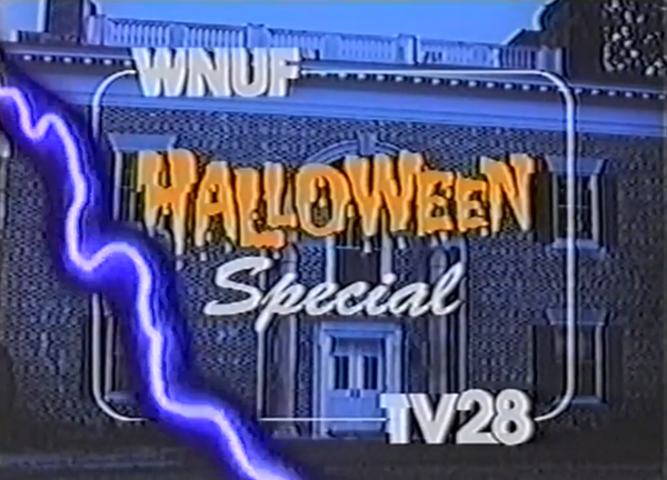 WNUF Halloween Special 2013 movie review