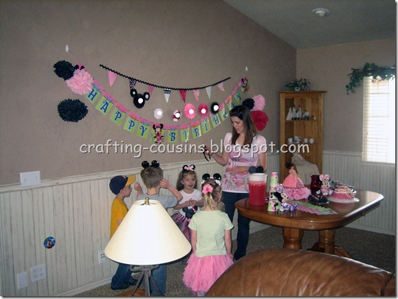 Minnie Mouse Party (18)