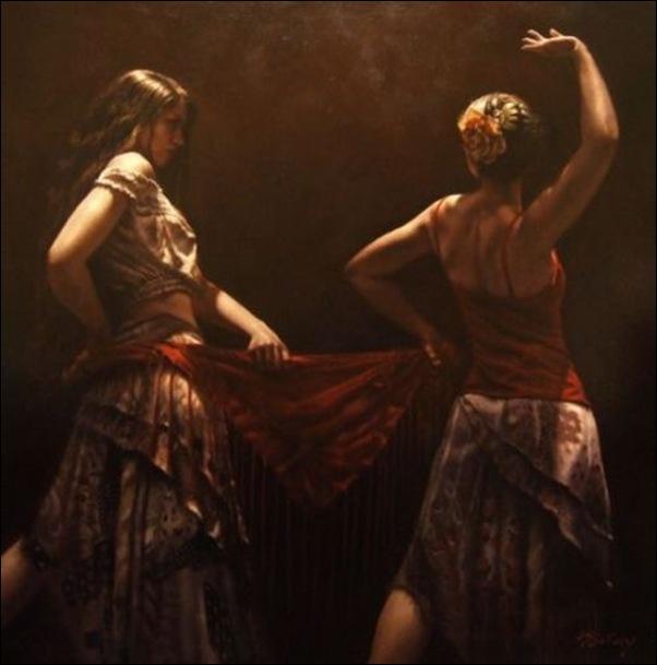 La danse par Hamish Blakeli