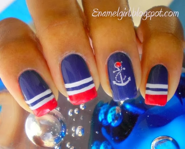 Summer Nails Art 7 Summer Nail Art Designs