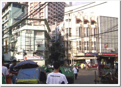 Calle Misericordia (now Tomas Mapua Street)