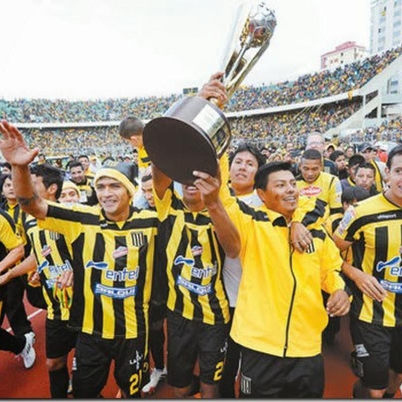 El Tigre vuelve a ser campeón en el Torneo Apertura