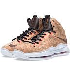 nike lebron 10 gr cork championship 16 01 @KingJames Wears NSWs Nike LeBron X Cork Off the Court