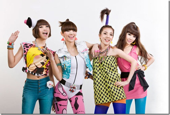 2ne1 k-pop