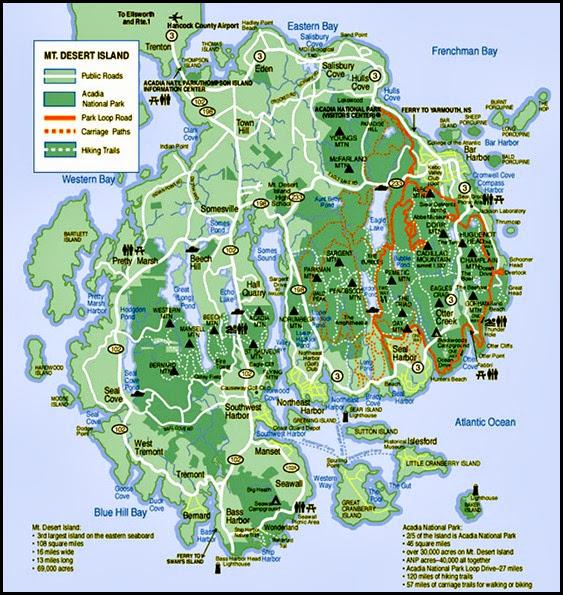 00 - Mt Dessert Island Map