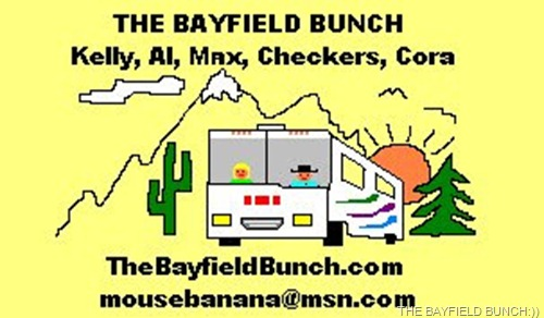 BAYFIELD BUNCH LOGO 6A-OK