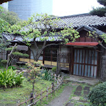 ancient japanese house in Tokyo, Tokyo, Japan
