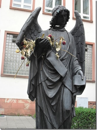 angel of frankfurt