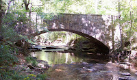 Sycamore Creek Bridge Photo