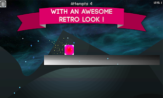 Screenshot of Cubic Jump