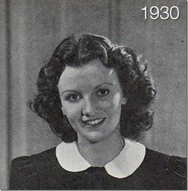 A evolução do cabelo das mulheres (4)