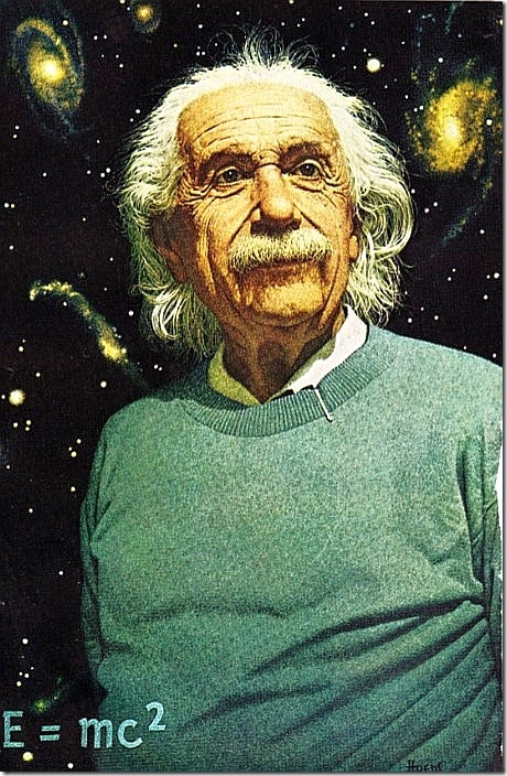 Альберт Эйнштейн - Albert Einstein, National Geographic, May 1974