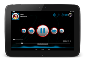 Screenshot of Music Surge Pro