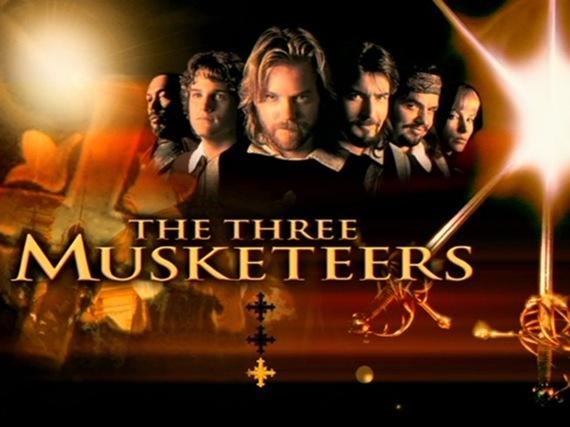 «Οι τρεις σωματοφύλακες» στον Δημοτικό Κινηματογράφο (9-12/12/2011)