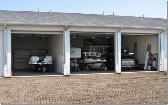 Man Cave Storage Condos : The quot l shaped garage park place storage condominiums