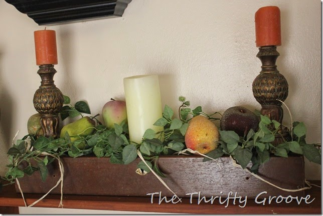 Harvest shelf @TTG