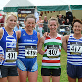 Bingley Show Trail race 2013