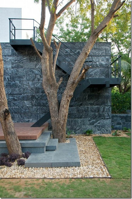 Exterior Dinesh Bungalow by atelier dnD8