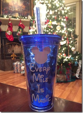 Every Mile Is Magic Tumbler
