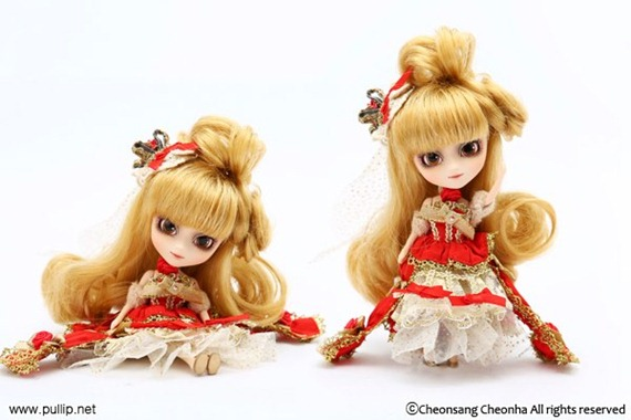 Little Pullip+ Princess Rosalind Feb 2013 08