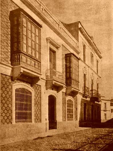 1899-10-26 (p. SyS) Casa donde vivia Guerrita