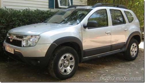 Dacia in Frankrijk 03