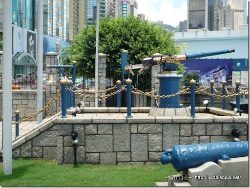 銅鑼灣-午炮