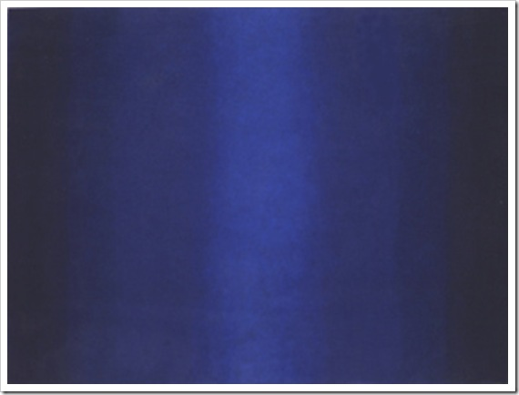 Ianelli Vibraçoes em azul 2001 160 x 200 cm