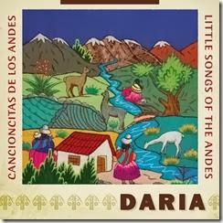 Cancioncitas de Los Andes by Daria