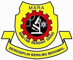 ranking MRSM terbaik SPM