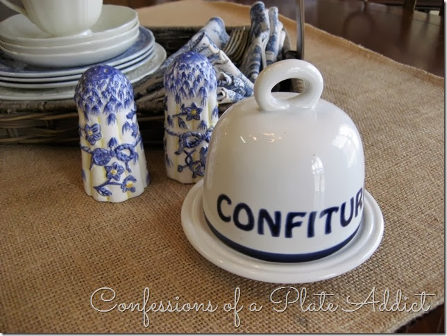 CONFESSIONS OF A PLATE ADDICT Confiture Jar