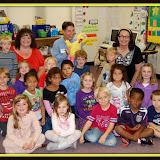 WBFJ Cici's Pizza Pledge - Wallburg Elementary - Mrs. Farrell & Mrs. VanLeuvan's Kindergarten Class
