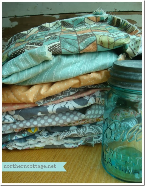 {Northern Cottage} cottage quilts