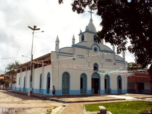 Igreja Matriz Nossa Senhora da Conceição, Cachoeira do Ararì - Parà