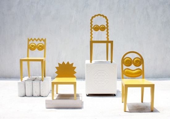 Cadeiras Simpon 08