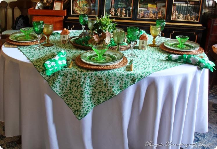 St Patrick's Dinner 1
