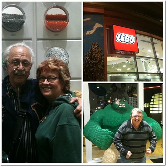 Vickie & Ray Legoland