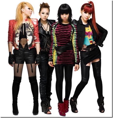 k pop dress style