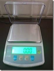 timbanganchq 1 kg  AJ1002C