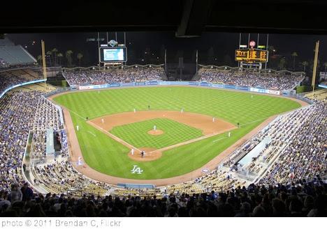 'Dodger Stadium - April 29, 2011' photo (c) 2011, Brendan C - license: http://creativecommons.org/licenses/by/2.0/