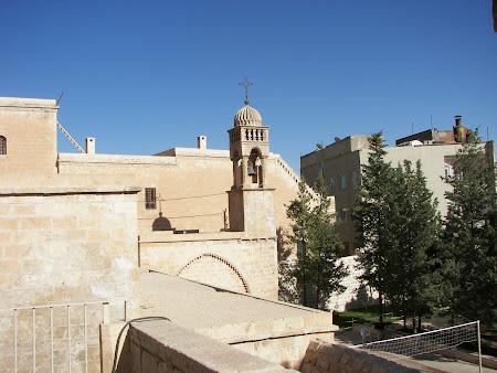 Obiective turistice Mardin: biserica celor 40 mucenici