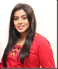 Manisha Yadav, Poorna at Jannal Oram Movie Launch Stills