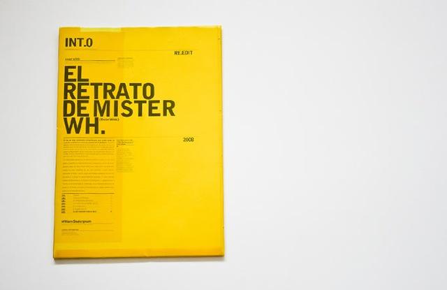 Yellow Brochure Design Examples